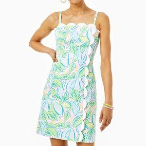 Lilly Pulitzer Mercede Stretch Dress 6